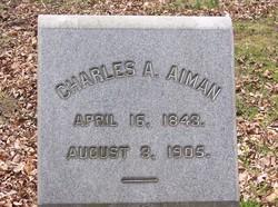 Charles A Aiman