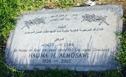 Halima H Almosawi