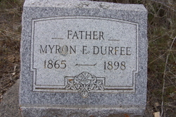 Myron Francillo Durfee