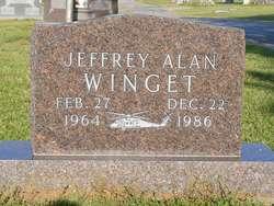 PFC Jeffrey Alan Winget