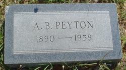 Alphus Brooking Brooks Peyton