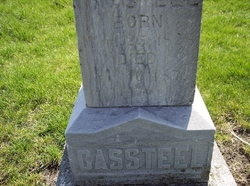 Elizabeth Ann <i>Hartman</i> Cassteel