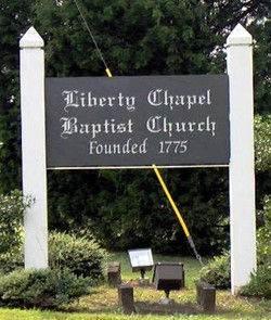 Liberty Chapel Baptist Church Cemetery