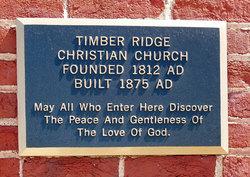 Timber Ridge Christian Church Cemetery