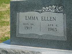 Emma Ellen <i>Wright</i> Johnson