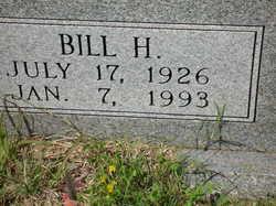 Bill H Balliew