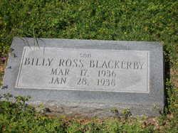 Billy Ross Blackerby