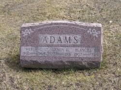 Vernon Earl Adams