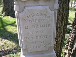Susanna <i>Bevelhymer</i> Dague