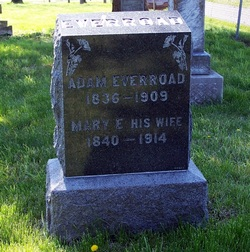 Mary Elizabeth <i>Robertson</i> Everroad