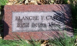 Blanche Florence <i>Robinson</i> Capps