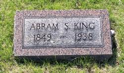 Abram Sinclair King