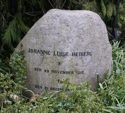 Johanne Luise <i>P�tges</i> Heiberg
