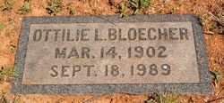 Ottilie L. Bloecher