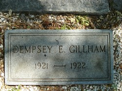 Dempsey E. Gillham