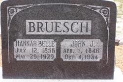 Hannah Belle <i>Johnston</i> Bruesch