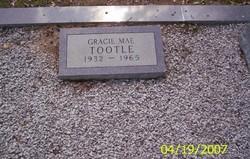 Gracie Mae <i>Wing</i> Tootle