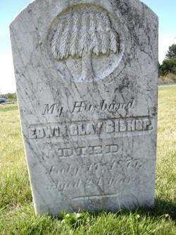 Edwin Clay Bishop