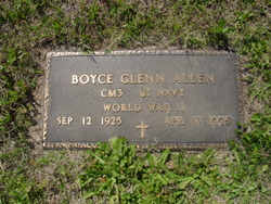 Boyce Glenn Allen