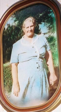 Phoebe Olive <i>Hall</i> Byerly