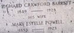 Richard Crawford Barrett, II