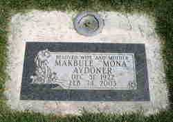 Makbule Mona Aydoner