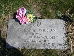 Glen Winfield Hap Wilson