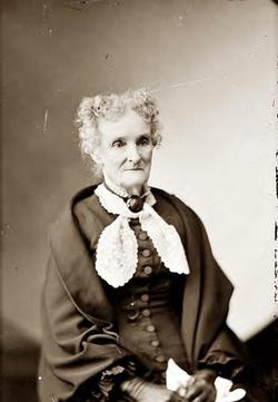 Margaret Peggy <i>O'Neale</i> Eaton
