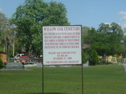 Willow Oak Cemetery