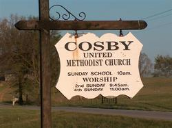 Cosby United Methodist Church Cemetery