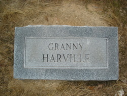 Mary Elizabeth Granny <i>Burt</i> Harville