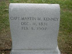 Capt Martin McHenry Kenney