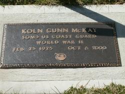 Koln Gunn McKay