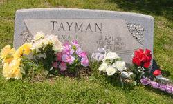James Ralph Tayman