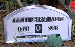 Emmett George Ayers