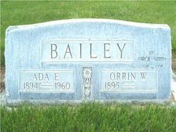 Ada Elizabeth <i>Marcum</i> Bailey