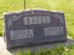 Louise Marie <i>Schwartzkopt</i> Bates