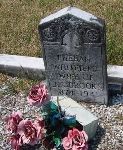 Phoebe Ann <i>Whitfield</i> Brooks