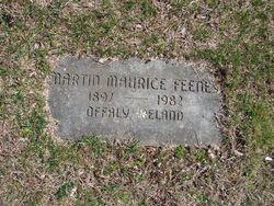 Martin Maurice Shipwreck Feeney