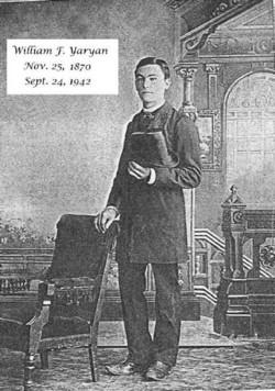 William Franklin Yaryan