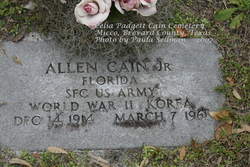 Allen Cain, Jr