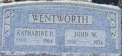 John W Wentworth
