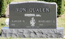 Margaret G. <i>Eskildsen</i> Von Qualen