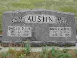 Lovisa Patience <i>Butler</i> Austin