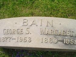 Margaret Elizabeth <i>Erskine</i> Bain