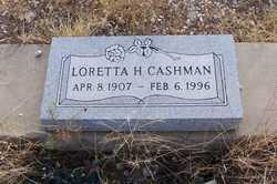 Loretta Cashman