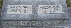 George Alma Bagley