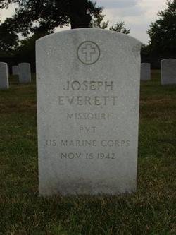 Joseph Joe Everett