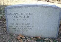 Archibald Bulloch Roosevelt, Jr