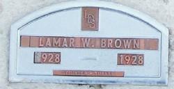 Lamar W. Brown